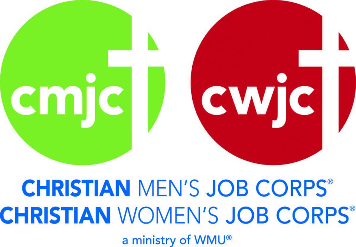 Christian Men's Job Corps and Christian Women's job Corps logo